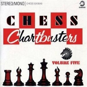 CHESS-CHARTBUSTERS-Volume-Five-2008-CD-NEW-UNPLAYED-Muddy-Waters-Elmore-James
