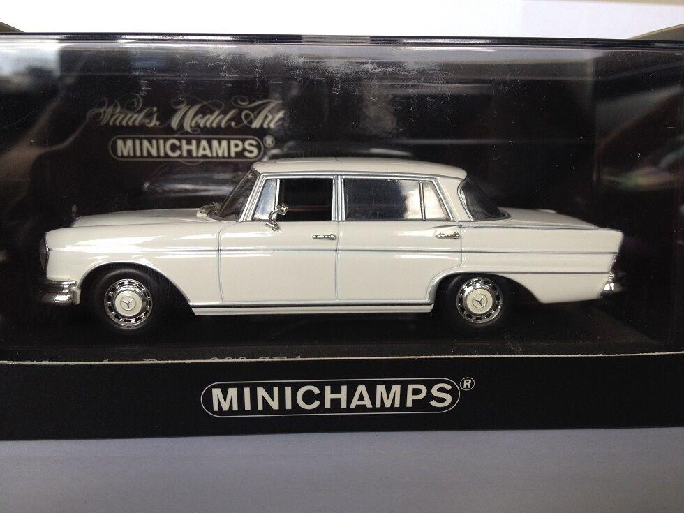 MINICHAMPS 1 43 Mercedes Benz 300 SE Lang 1965 400035200 400035200 400035200 9e6107