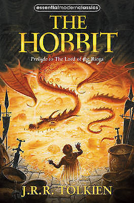 """1 of 1 - """"AS NEW"""" The Hobbit, Tolkien, J. R. R., Book"""