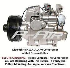 Mazda 3 2.0L 2.3L Panasonic H12A1AH4DX Compressor Pulley Bearing 32BG04S3G-2DL