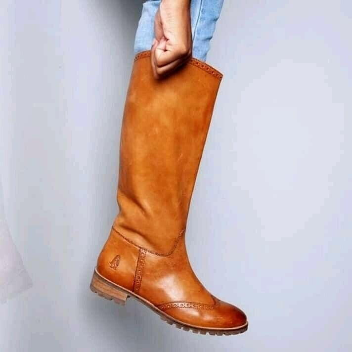 Hush Puppies Genuine Leather Boots
