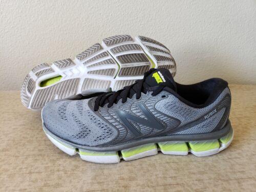 New Balance Men's Rubix V1 Running Shoes, Steel/Hi