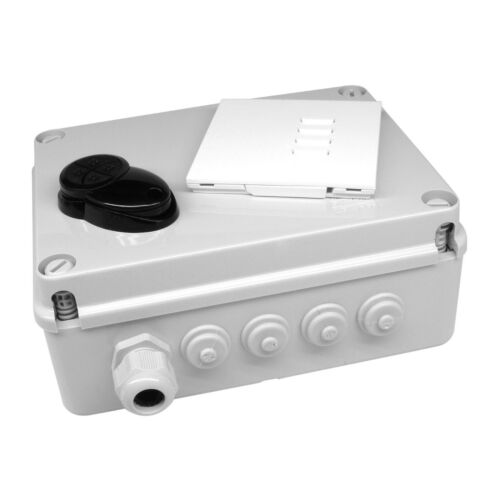 Wisebox Wise Box Kit Illuminazione Esterna Wireless sistema di controllo IP54-wiseboxkit