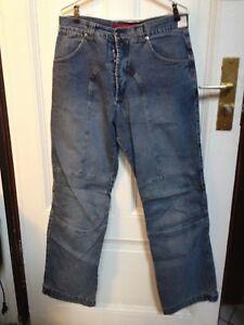 Jeans Hose,blau,gr.33/34,  M