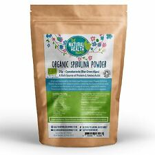 Organic Spirulina Powder high In Protein Cleanse & Detox Energy Immunity Booster