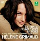 The Complete Warner Classics Recordings Hélène Grimaud Audio CD