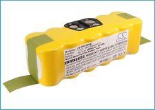 14.4V battery for iRobot Roomba 80501, Roomba 560, Roomba 510, Roomba 540, Roomb