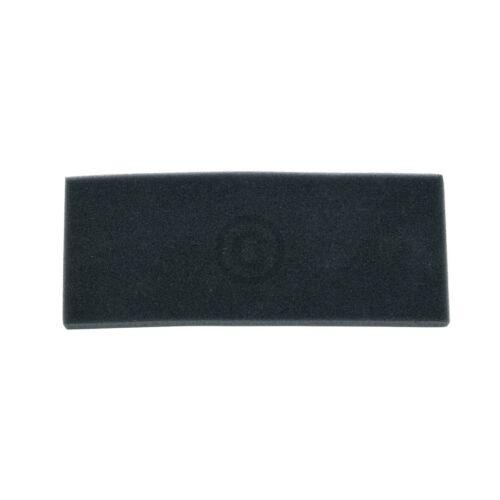 Schaumfilter BOSCH 17000301 170x70mm für Staubbehälter Staubsauger