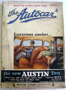 The-AUTOCAR-28-Jul-1939-Original-Motoring-Car-Magazine
