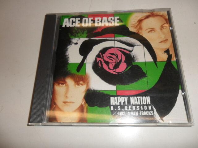 CD    Ace Of Base  – Happy Nation (U.S. Version)
