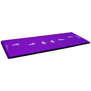 Z Athletic Purple Children S Gymnastics Cartwheel Beam