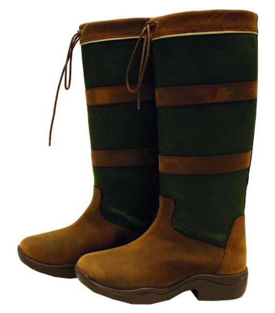 Horseware Rambo ORIGINAL PULL UP Long Tall Waterproof Country Yard Boots UK 3-11
