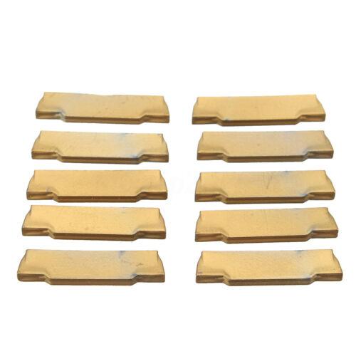 MGEHR2020-1.5//1212-1.5//1010-1.5 Grooving Cut Tool Holder 10PCS MGMN150 Inserts