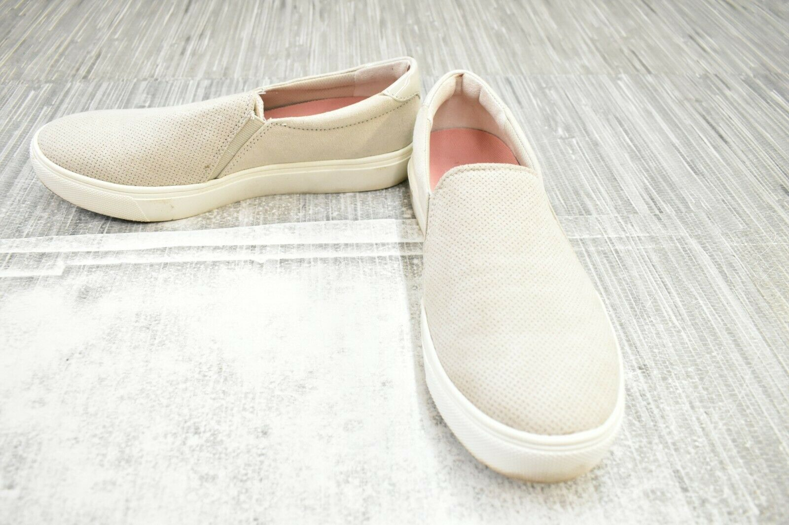 ** Dr. Scholl's Nova À Enfiler Chaussures Confort-femme taille 7 W, Oyster