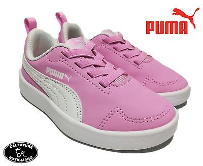 scarpe puma bimba 21