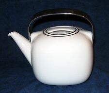 Rosenthal Lanka Suomi Teapot with Platinum Band
