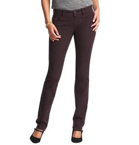 Ann Taylor Loft Modern Straight Leg Jeans Pants Size 24 00