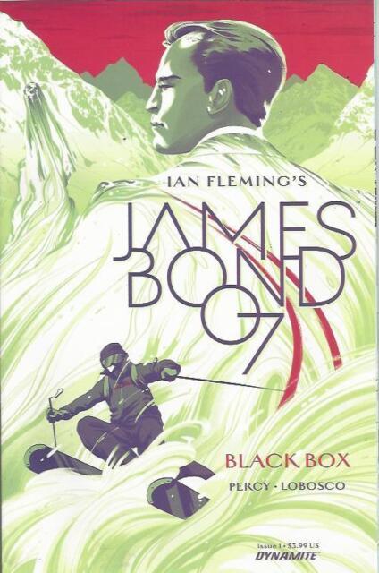 JAMES BOND 007 Black Box (2017) #1 D - Back Issue (S)