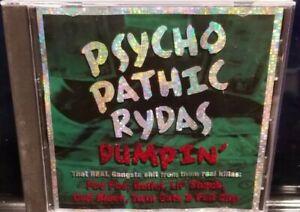 Psychopathic Rydas - Dumpin' CD insane clown posse twiztid blaze ya dead myzery