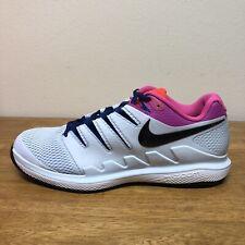 23d7f3fa9a8b item 2 Men s Nike Air Zoom Vapor X HC Tennis Shoe Half Blue Black AA8030-401  SZ 10.5 -Men s Nike Air Zoom Vapor X HC Tennis Shoe Half Blue Black AA8030-401  ...