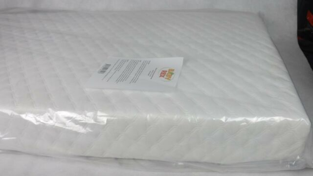 70 *13 CM//FIT400 MAMAS /& PAPAS BABY REX EXTRA THICK FULLY SPRUNG COT BED MATTRESS 140