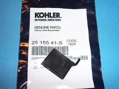Genuine OEM Kohler CONNECTOR ASSEMBLY part# 25 155 09-S