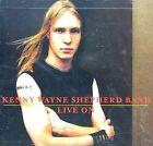 Live On by Kenny Wayne Shepherd (CD, Oct-1999, Giant (USA))