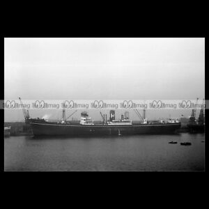 php-02730-Photo-SS-TREVANION-1938-CARGO-SHIP-STEAMSHIP