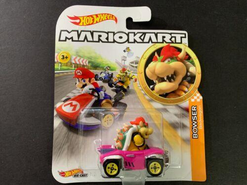 Badwagon 1//64 Hot Wheels Mario Kart Bowser W