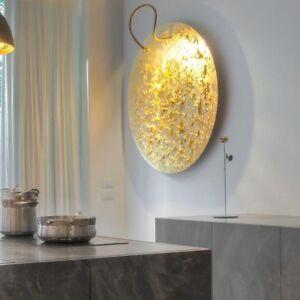UE- Catellani&Smith - LUNA PIENA 80/120 - Ceiling/wall Lamp - New ...