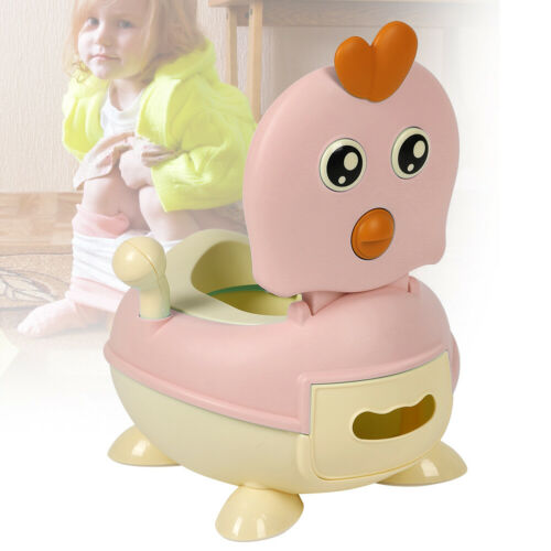 Kids Toilet Stool Seat Baby Toddler Potty Training Portable Trainer Travel Chair