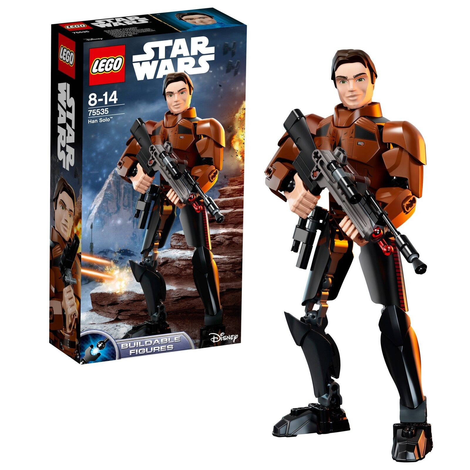 LEGO ® Star Wars ™ 75535 han solo ™ NUOVO OVP NEW MISB NRFB