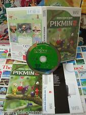 Nintendo Wii:Pikmin 2 [TOP & 1ERE EDITION RARE + VIP] COMPLET - Fr