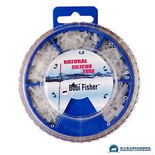 Natural silicon Tube, silicona manguera para nadadores cortado en lata de giro nuevo