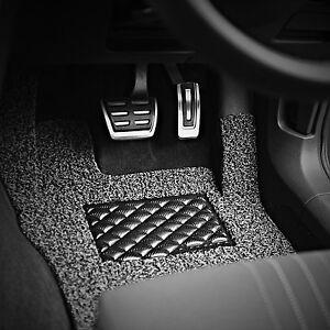 Nioman-VW-Golf-Mk-7-2012-2016-Totalmente-a-Medida-Alfombra-De-Coche-Goma-de-bucle-de-Vinilo-lavable