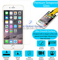"""PREMIUM TEMPERED SHOCK PROOF GLASS SCREEN PROTECTOR FOR APPLE iPHONE 6 / 6S 4.7"""""""