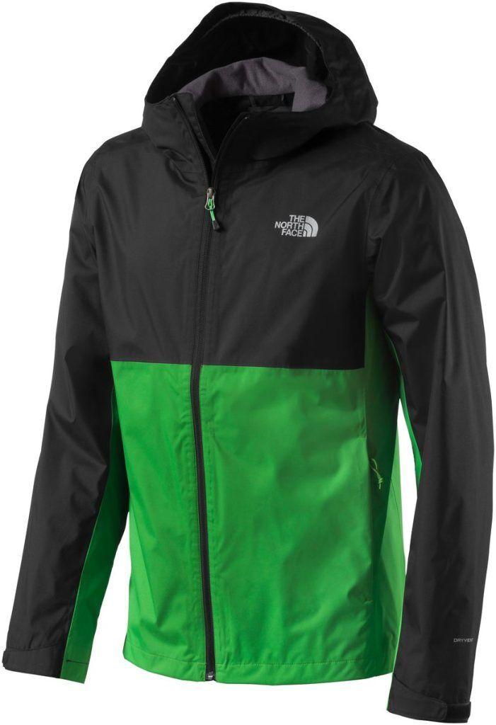 The North Face Extent II Outdoorjacke Herren black/green * 149,99