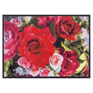 Paillasson-fleurs-LAVABLE-50x70-Paillasson-Paillasson-autruche-Tapis-de-sol-gris