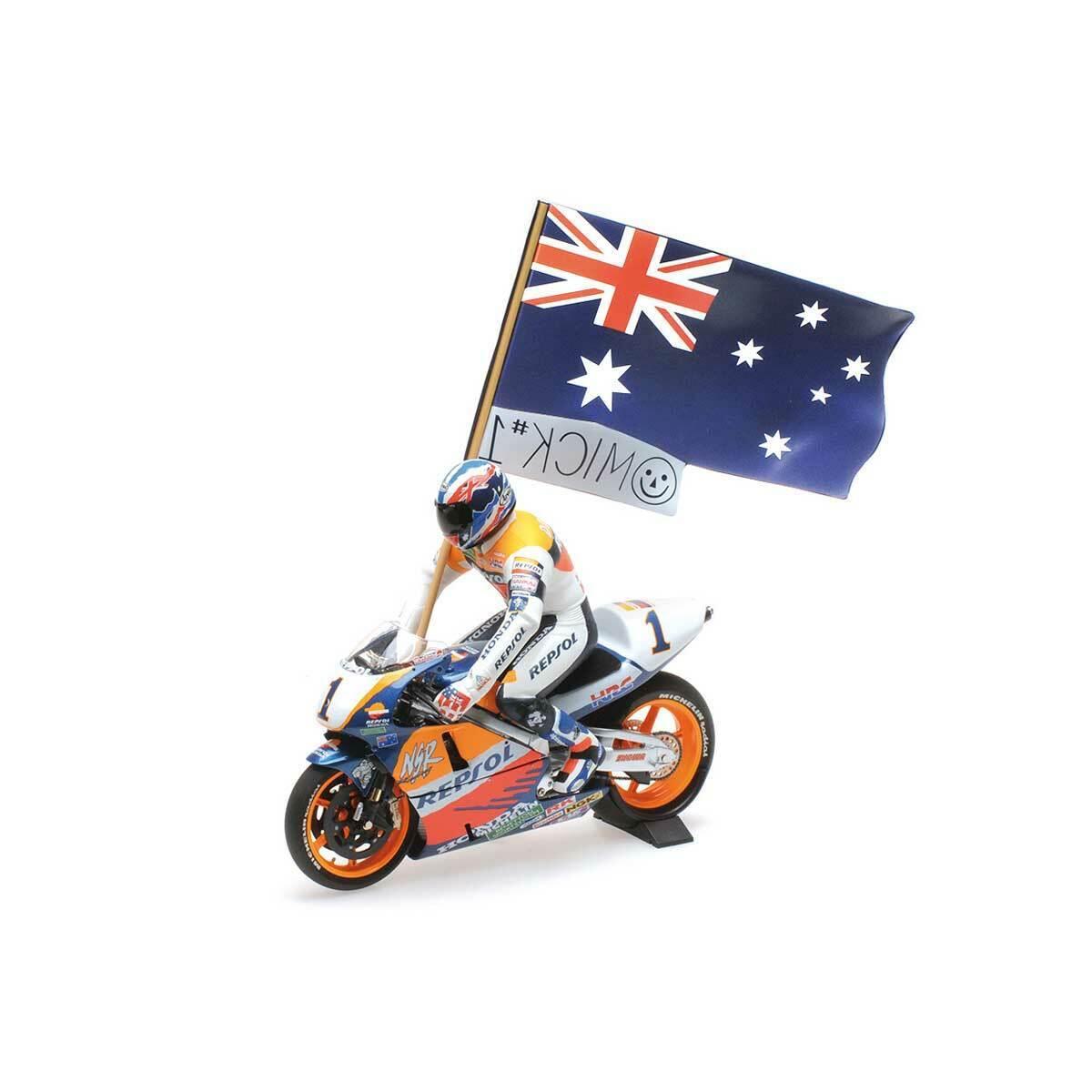 1月12日1995 GP世界チャンピオンオンダNSR 500