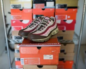 sports shoes 681ef 8661b Image is loading 2006-Nike-Air-Max-95-360-DQM-Bacon-