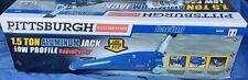 Floor Jack 15 Ton Aluminum Rapid Pump Racing Floor Jack