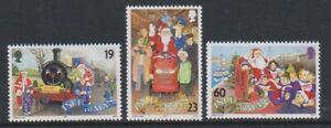 Isle of Man - 1994, Christmas set - MNH - SG 626/8