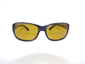 8f40c77861 Image is loading NEW-Orvis-Sunglasses-Banshee-4C24-Navy-Blue-Amber-