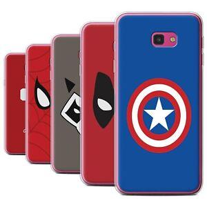 Gel-TPU-Case-for-Samsung-Galaxy-J4-Plus-2018-Super-Hero-Comic-Art