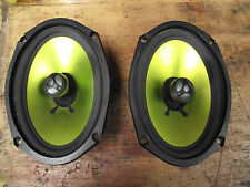 FUSION Encounter FES-692 6X9 2-WAY 260 Watts SPEAKERS SPEAKER FROM A IMPREZA