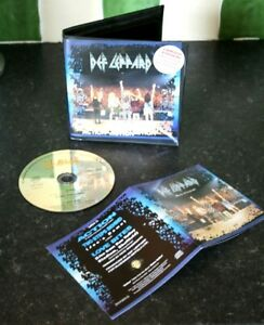 Near-Mint-Def-Leppard-Action-Love-Bites-2-Steps-Behind-Ltd-Ed-CD-Booklet-NM