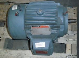 Reliance electric p18g3893a ai duty master ac motor 184c for Duty master ac motor