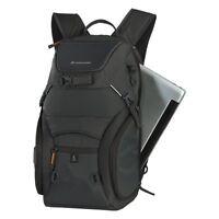 Vanguard Adaptor 48 Backpack For Dslr, 70-200mm Lens And Accessories - Black