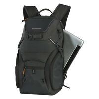 Vanguard Adaptor 48 Backpack For Dslr, 70-200mm Lens And Accessories - Black