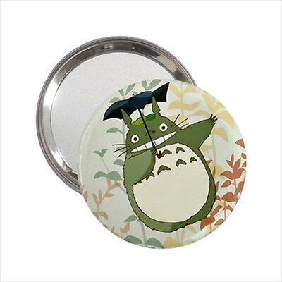 Cute TOTORO Handbag Mirror - Studio Ghibli Miyazaki kawaii girl women makeup 2